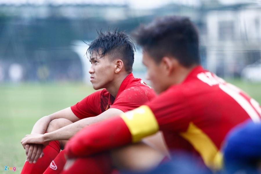 U19 Viet Nam thua trang 5 ban truoc doi tre Ha Noi hinh anh 7