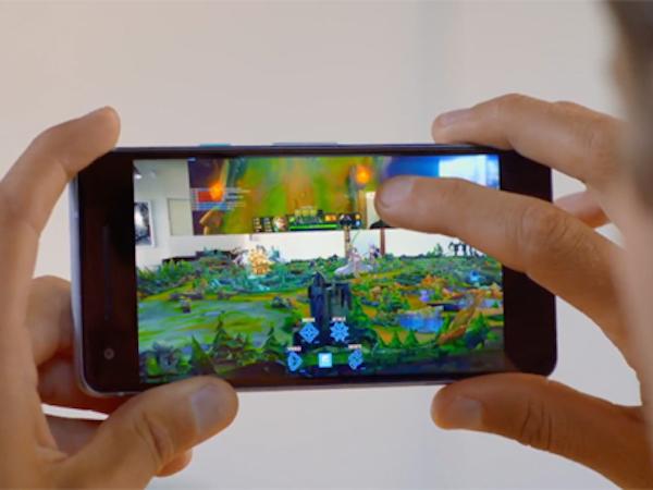 Samsung đưa thực tế ảo của Google lên Galaxy Note8