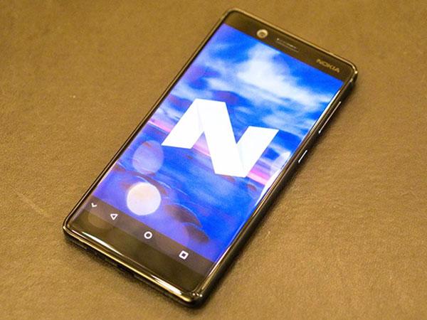Smartphone Android Nokia đầu tiên có vỏ kính