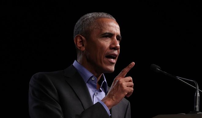 Cuu TT Bush va Obama cung luc chi trich ong Trump hinh anh 2