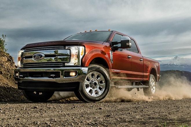 Ford thu hoi 1,3 trieu xe ban tai vi loi chot cua hinh anh 2