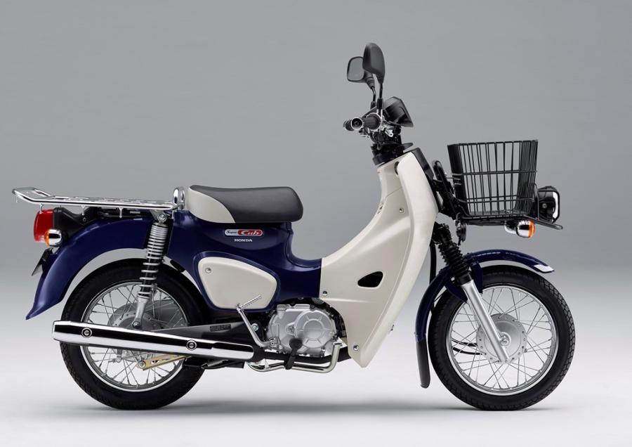 Honda Super Cub 2018 gia tu 2.070 USD hinh anh 1