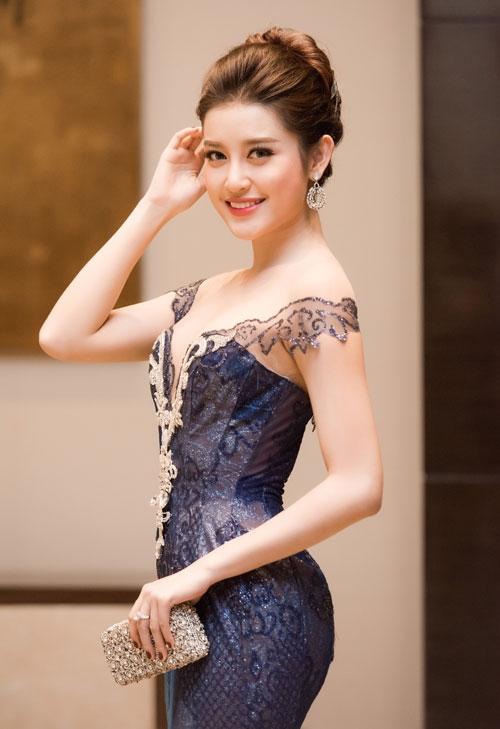 Huyền My lot top thí sinh có khả năng đạt vương miện Hoa hậu của Global Beauties - Ảnh 1.