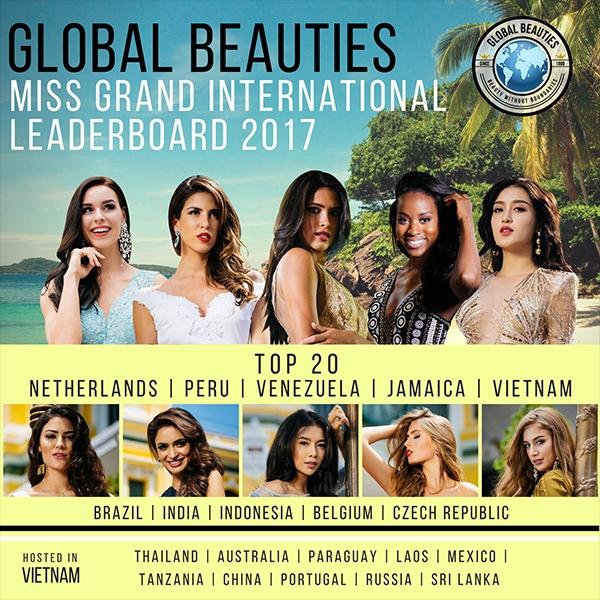 Huyền My lot top thí sinh có khả năng đạt vương miện Hoa hậu của Global Beauties - Ảnh 2.