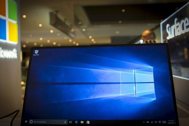 Máy tính Windows 10 sử dụng chip Snapdragon sẽ có thời lượng pin ấn tượng? /// Ảnh: Reuters