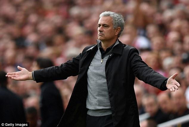 Mourinho thể hiện sự thực dụng ở những trận đấu quyết định