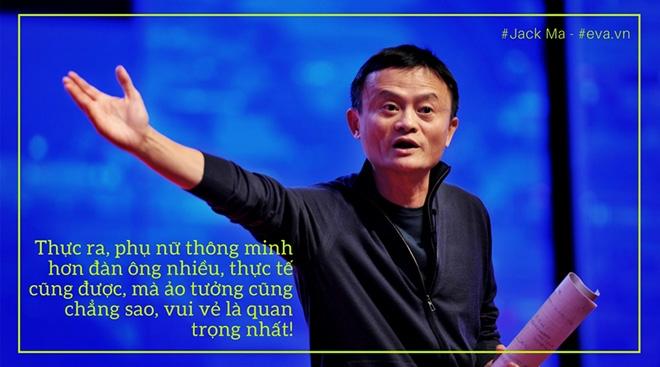 "ty phu jack ma: ""phu nu tai gioi giong nhu cao luong my vi, ngon nhung de bi thay the"" - 1"