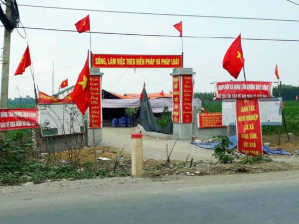 Bí thư xã Đồng Tâm nói gì sau quyết định bị khai trừ Đảng?