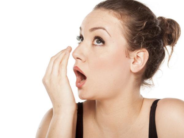 Phát hiện vi khuẩn gây ung thư dạ dày qua hơi thở