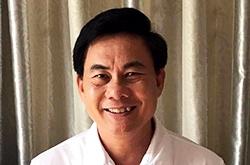 thượng tá Võ Đình Thường - người từng bị kỷ luật 14 năm trước. Ảnh: Phước Tuấn.