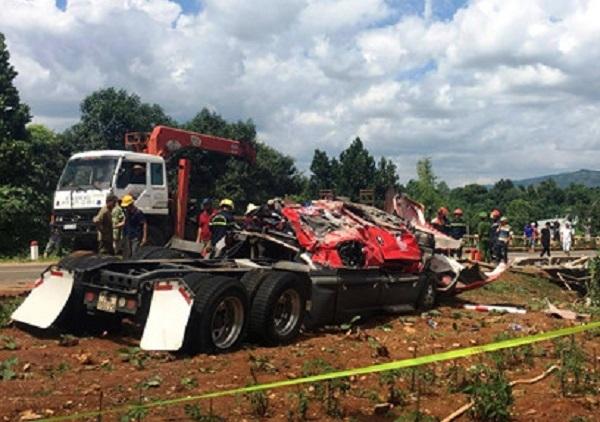 tai nạn giao thông, tai nạn, Gia Lai