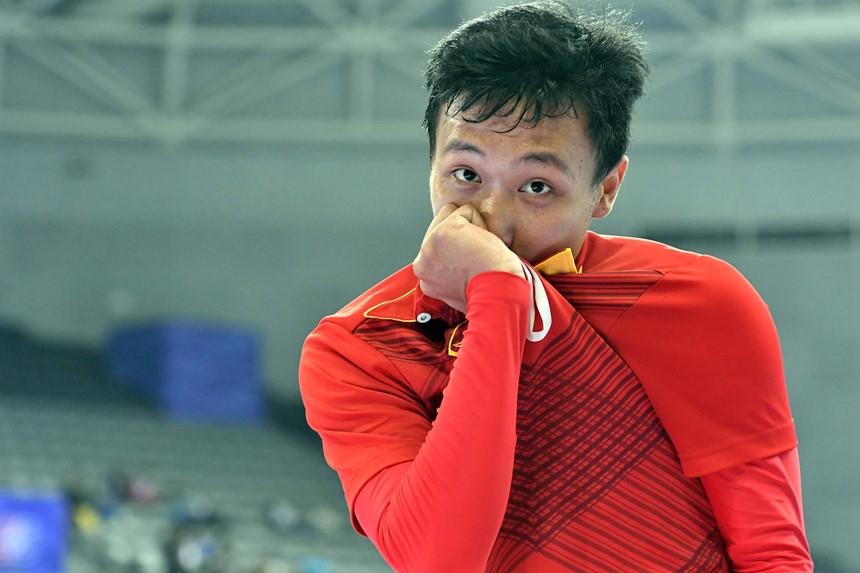 Futsal Viet Nam thang chu nha Trung Quoc 4-3 o cup tu hung hinh anh 3