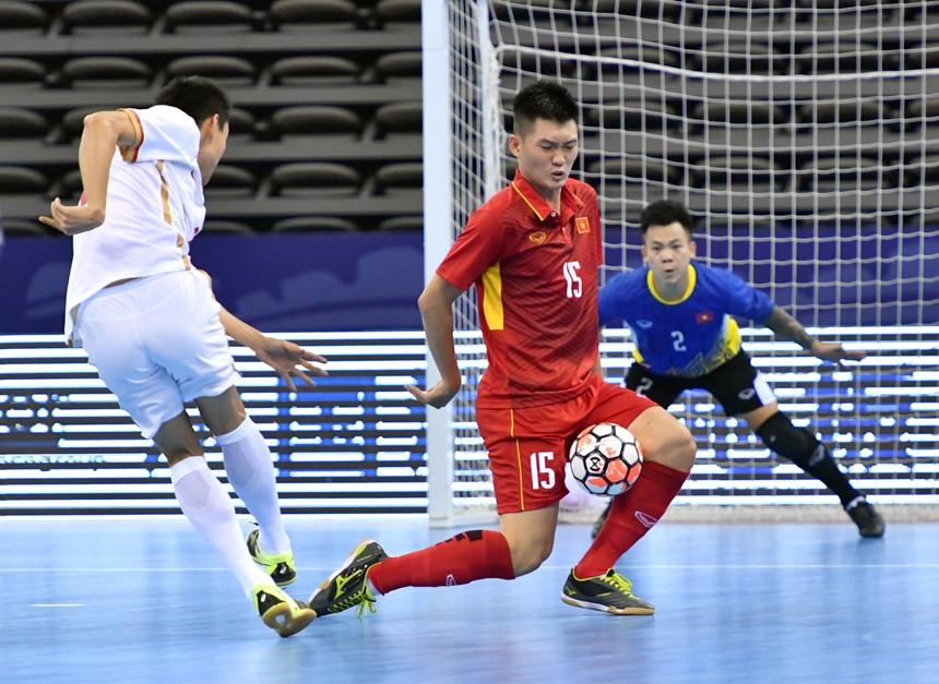Futsal Viet Nam thang chu nha Trung Quoc 4-3 o cup tu hung hinh anh 6