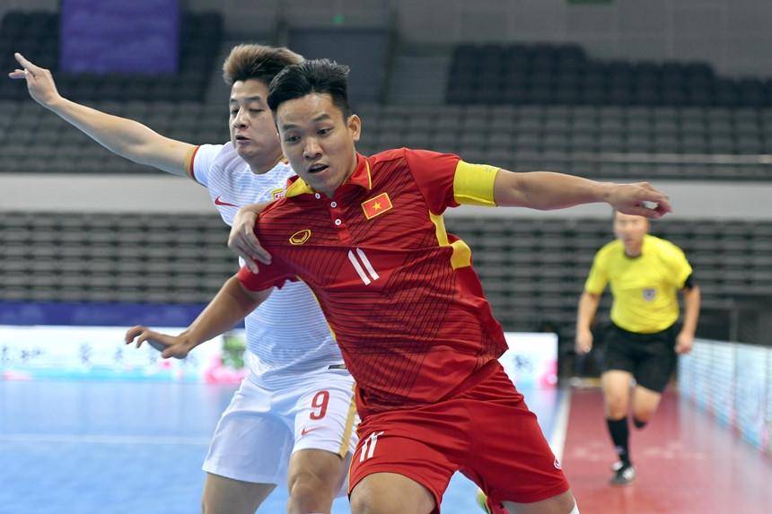 Futsal Viet Nam thang chu nha Trung Quoc 4-3 o cup tu hung hinh anh 7