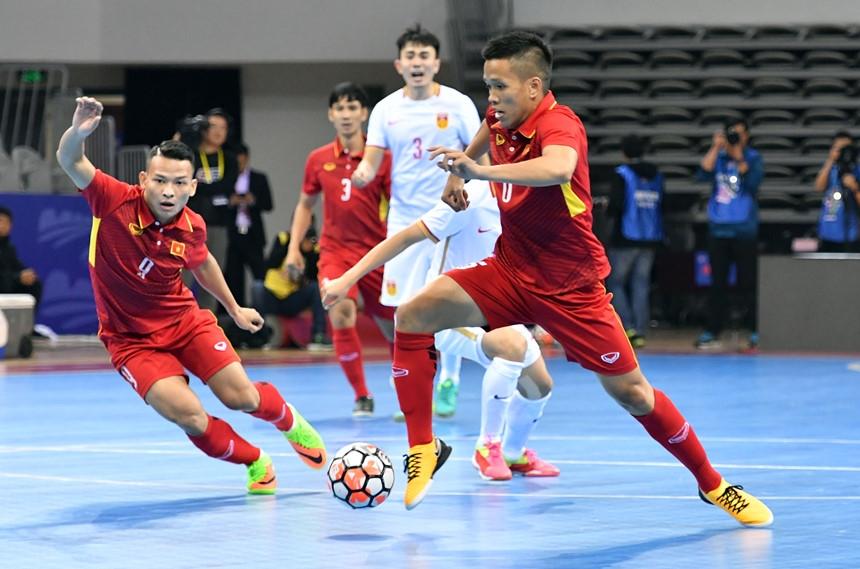 Futsal Viet Nam thang chu nha Trung Quoc 4-3 o cup tu hung hinh anh 8
