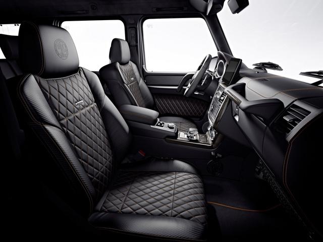 Vén màn Mercedes-AMG G65 phiên bản cuối cùng có giá 8,3 tỷ Đồng - Ảnh 2.