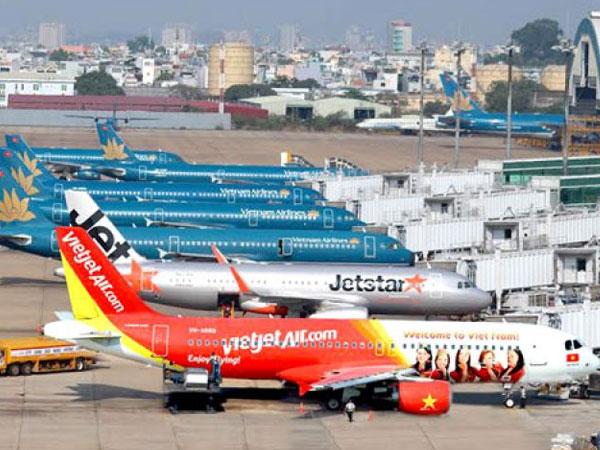 Video: Tân Sơn Nhất có thêm 21 bãi đỗ máy bay để phục vụ tết nguyên đán