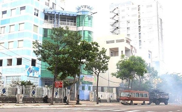 APEC Việt Nam, APEC Đà Nẵng, APEC 2017, diễn tập, khủng bố