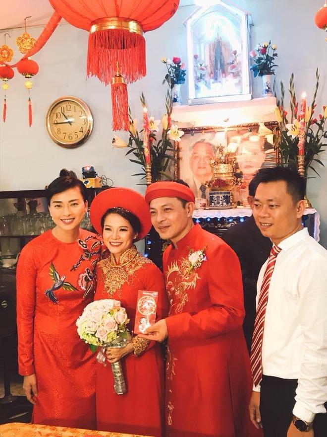 Dân mạng xôn xao trước hình ảnh Ngô Thanh Vân mặc áo dài trong lễ rước dâu - Ảnh 7.