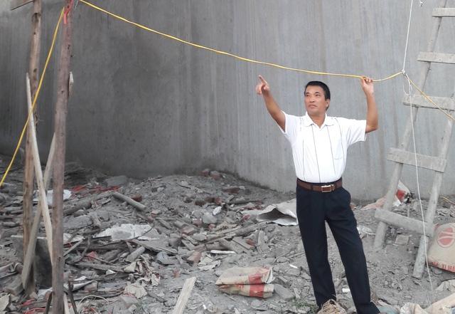 Theo kế hoạch, sang tuần tới các hộ dân khu tái định cư Ninh Hiệp sẽ được cấp điện lưới đến tận nhà. ảnh: M.A