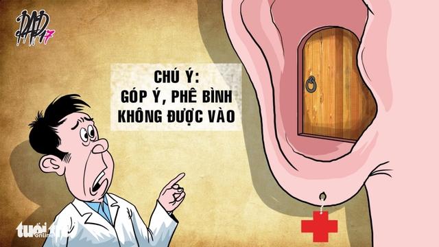 Rút phạt và xin lỗi bác sĩ vụ lên Facebook khuyên bộ trưởng nghỉ - Ảnh 1.