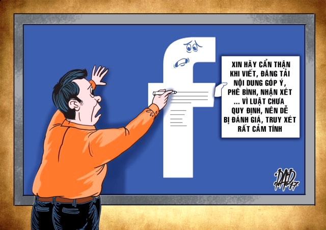 Thế nào là xúc phạm người khác trên mạng xã hội? - Ảnh 1.