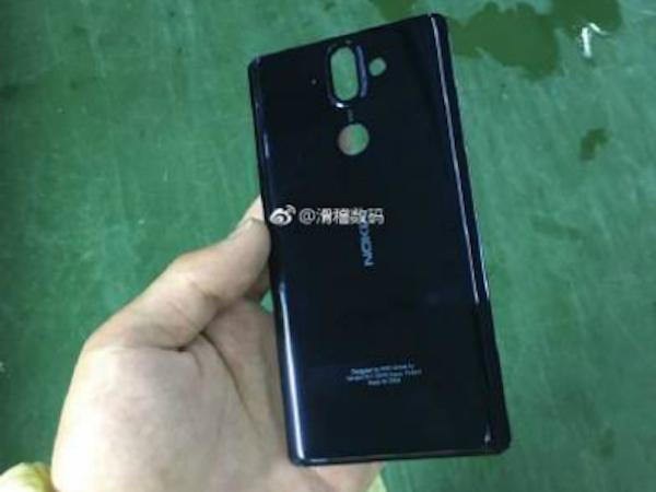Nokia 9 lộ ảnh có camera kép và cảm biến vân tay