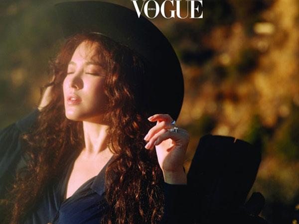 Song Hye Kyo định nghĩa về hạnh phúc và kế hoạch cho tuần trăng mật