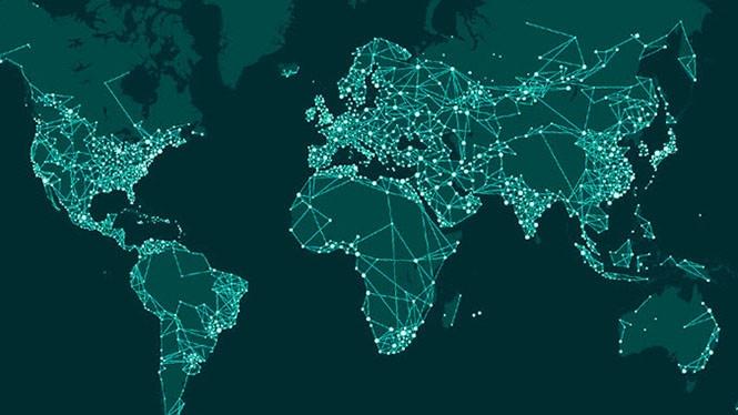 Mạng internet toàn cầu đang đối diện với sự xuất hiện của các botnet IoT nguy hiểm mới  /// Ảnh: Thehackernews