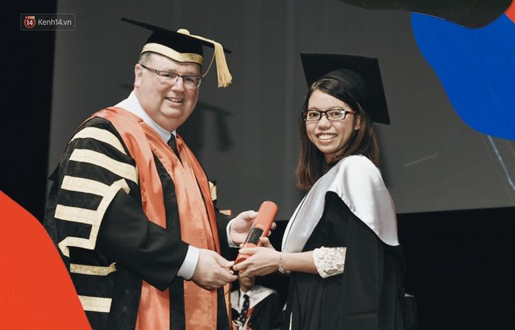 Chuyện chưa kể về cô gái Việt từng làm ô sin, ngủ gầm cầu thang trở thành thạc sĩ trên nước Úc - Ảnh 1.