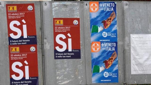Hai vùng giàu nhất Ý muốn tăng quyền tự trị với trung ương - Ảnh 1.