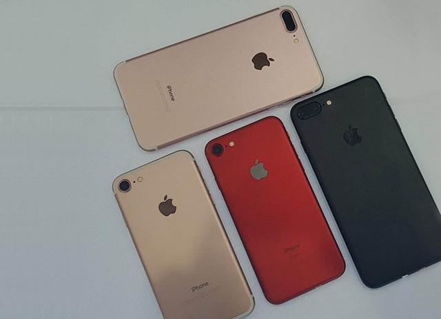 iPhone 7 Plus chiếm được nhiều tình cảm của người dùng hơn