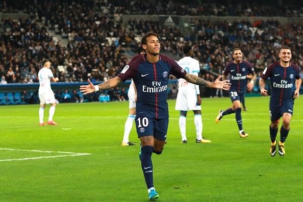 Neymar nhan the do, Cavani toa sang giup PSG cam hoa Marseille hinh anh 5