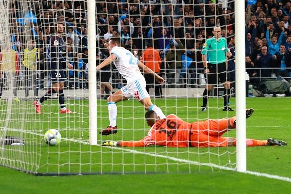 Neymar nhan the do, Cavani toa sang giup PSG cam hoa Marseille hinh anh 8