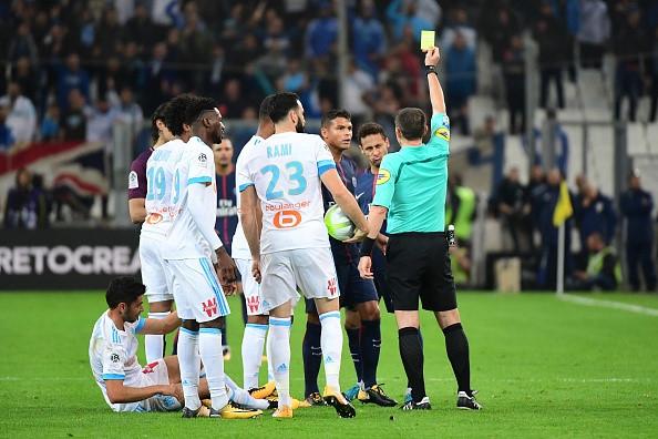 Neymar nhan the do, Cavani toa sang giup PSG cam hoa Marseille hinh anh 9