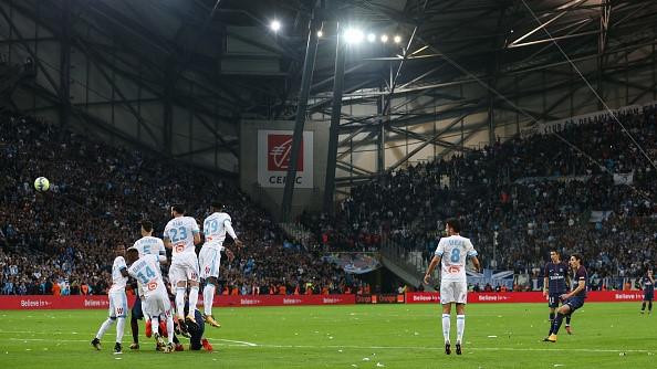 Neymar nhan the do, Cavani toa sang giup PSG cam hoa Marseille hinh anh 12