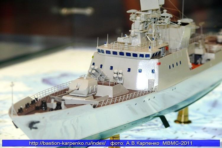 Với các điều kiện như trên, để gấp rút tăng nhanh số lượng tàu tên lửa cỡ lớn liệu Việt Nam có thể cân nhắc tái khởi động dự án chế tạo tàu hộ vệ lớp KBO-2000 do Viện thiết kế phương Bắc của Nga thiết kế theo đơn đặt hàng của Việt Nam vào đầu thập niên 1990.