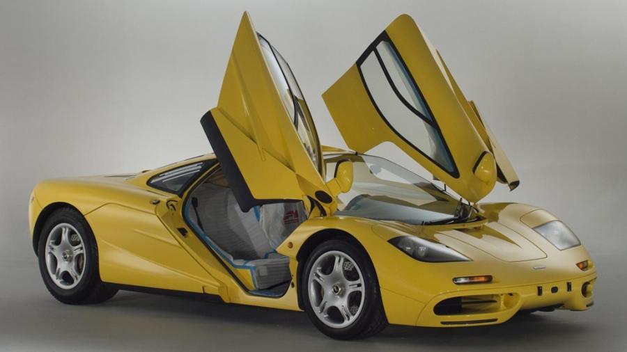 Sieu xe McLaren F1 chua lan banh, du doan gia 20 trieu USD hinh anh 1