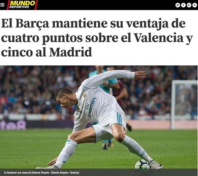 """Tồi tệ Ronaldo: Báo thân Barca """"đánh hội đồng"""", Balotelli được thể sỉ nhục - 2"""