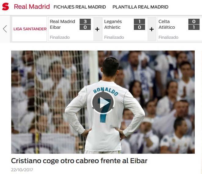 """Tồi tệ Ronaldo: Báo thân Barca """"đánh hội đồng"""", Balotelli được thể sỉ nhục - 3"""